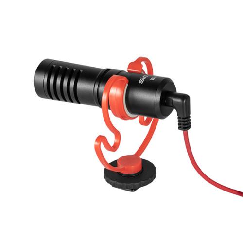 simorr Wave S1 Camera-Mount Shotgun Microphone
