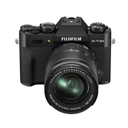Reservation Deposit for Fujifilm X-T30 II XF18-55mm kit Black