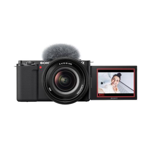 Sony ZV-E10 16-50mm and 55-210mm Lens Kit