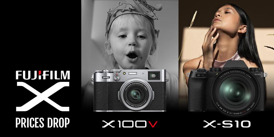Fujifilm X Prices Drop