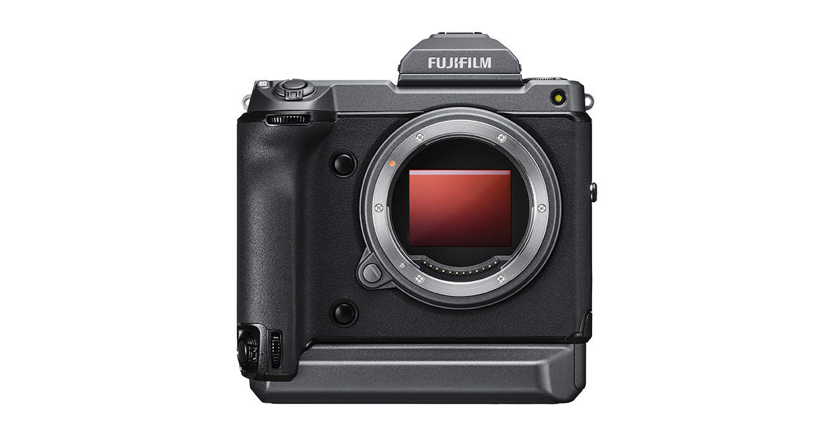 Fujifilm's New GFX100 Packs a 102MP Sensor