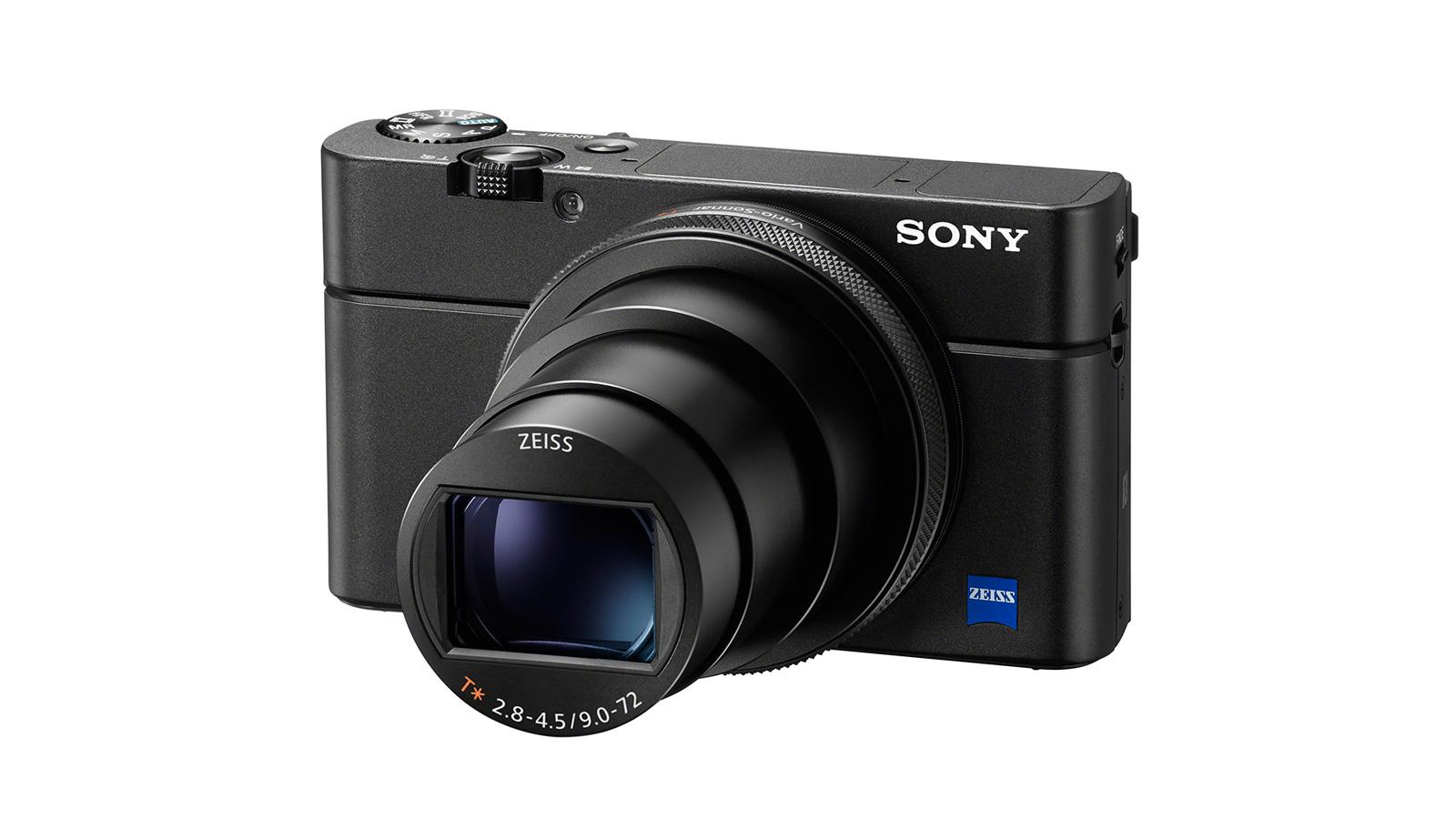 Sony's RX100 Mark VI Has A 24-200mm Lens