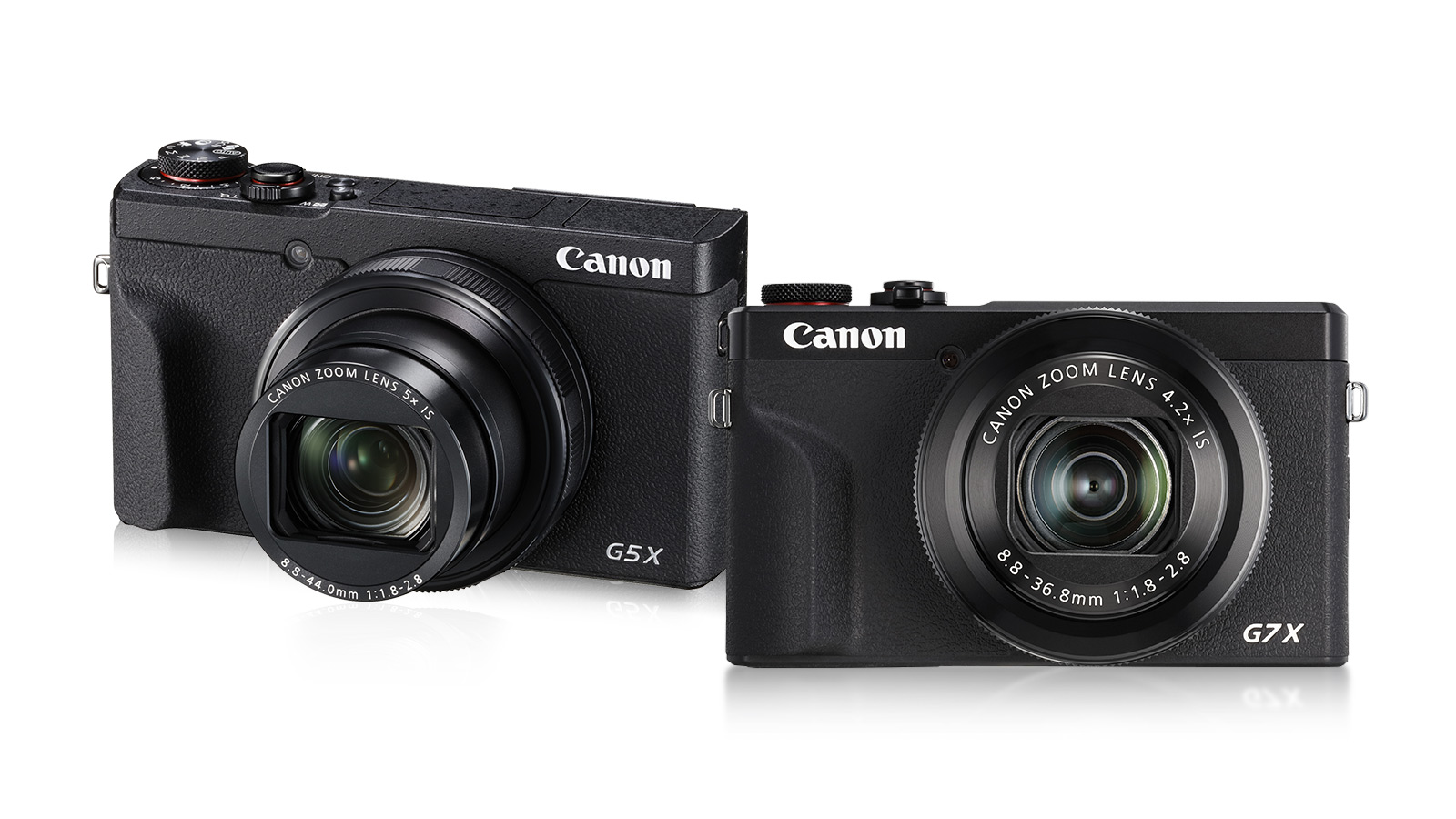 Canon Updates Compact Lineup with G5 X Mark II & G7 X Mark III