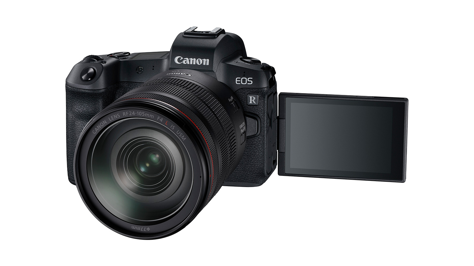 Canon Announces EOS R, 30.3MP Full-Frame Mirrorless