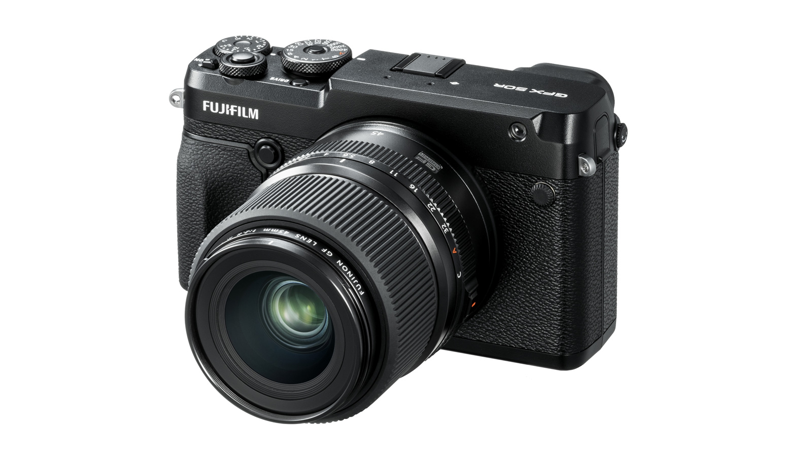 Fujifilm Introduces the GFX 50R Medium Format Camera