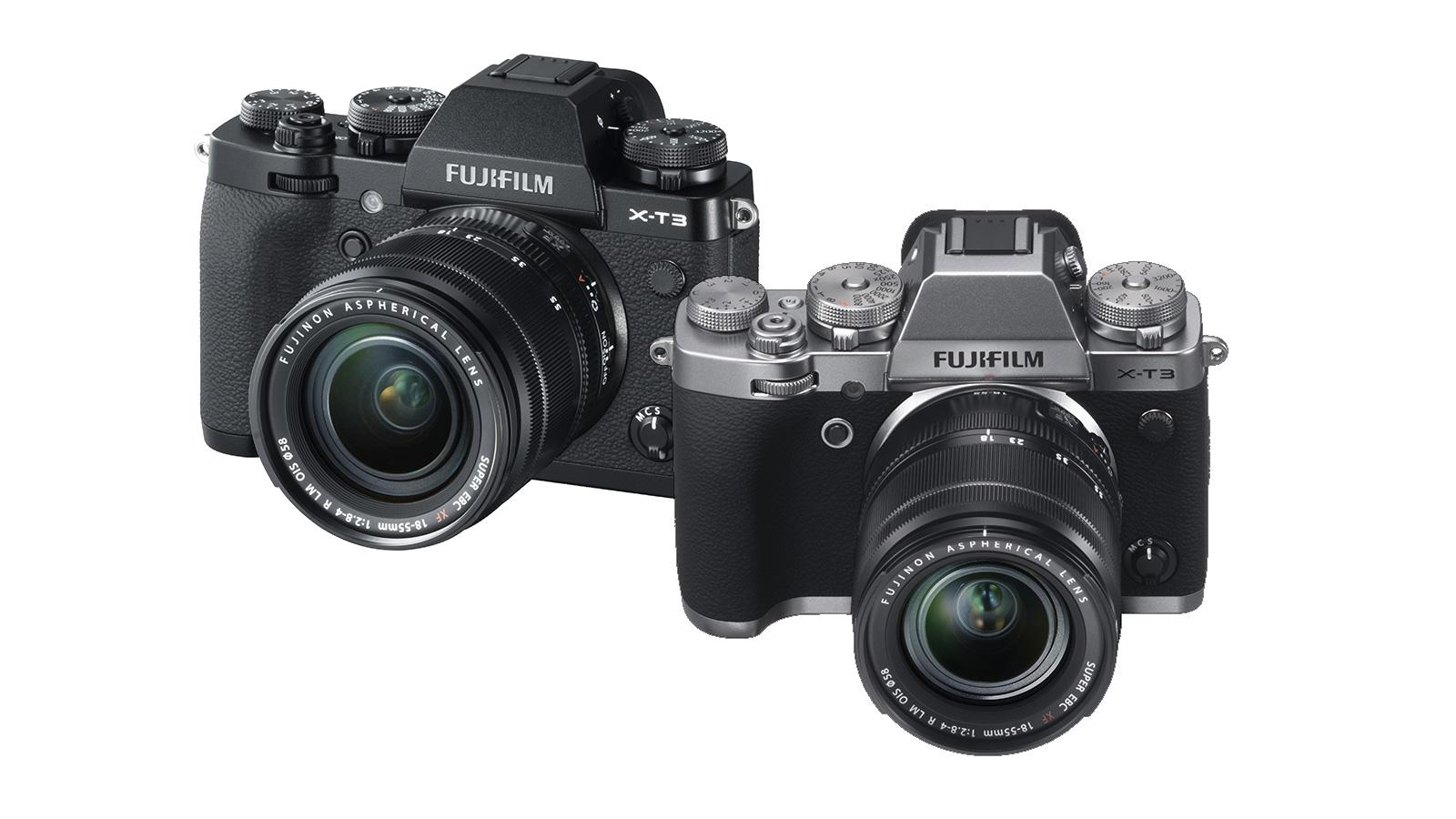 Fujifilm Announces X-T3 with 26.1MP X-Trans 4 Sensor