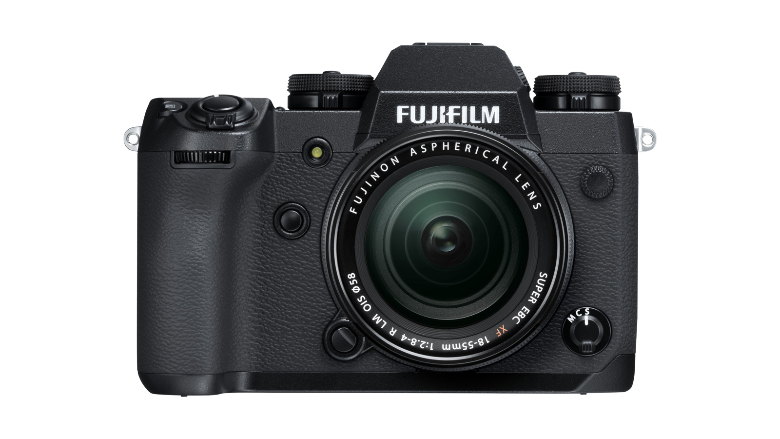 Fujifilm's New X-H1 Their First Camera With IBIS