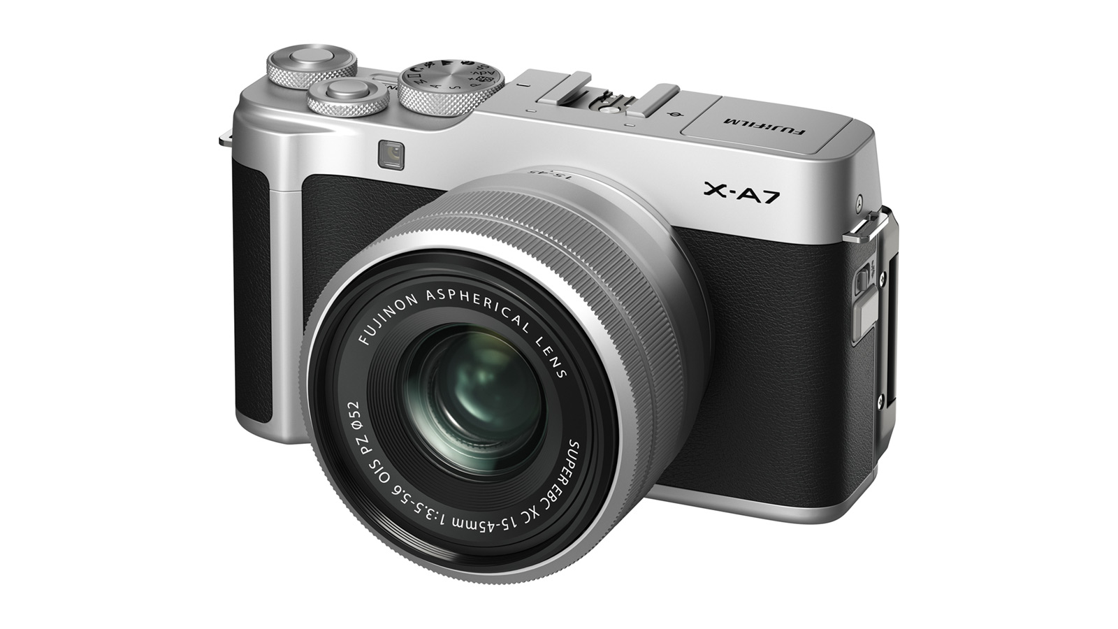 Fujifilm's New X-A7 Coming Soon