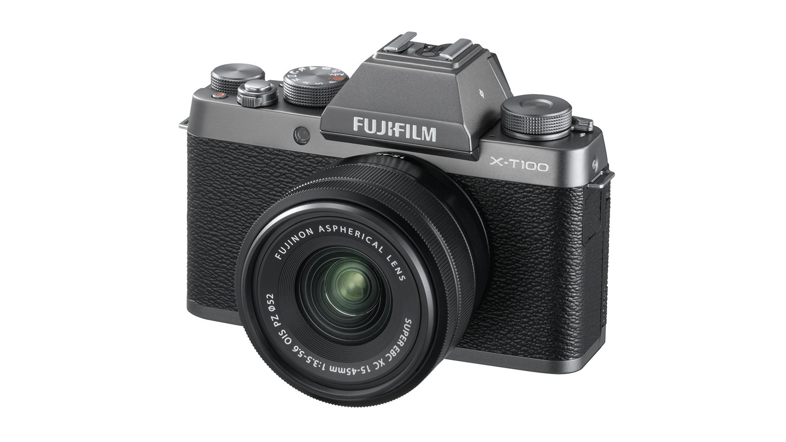Fujifilm Introduces New Fujifilm X-T100
