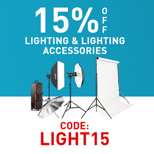 15% of lighting and lighting accessories