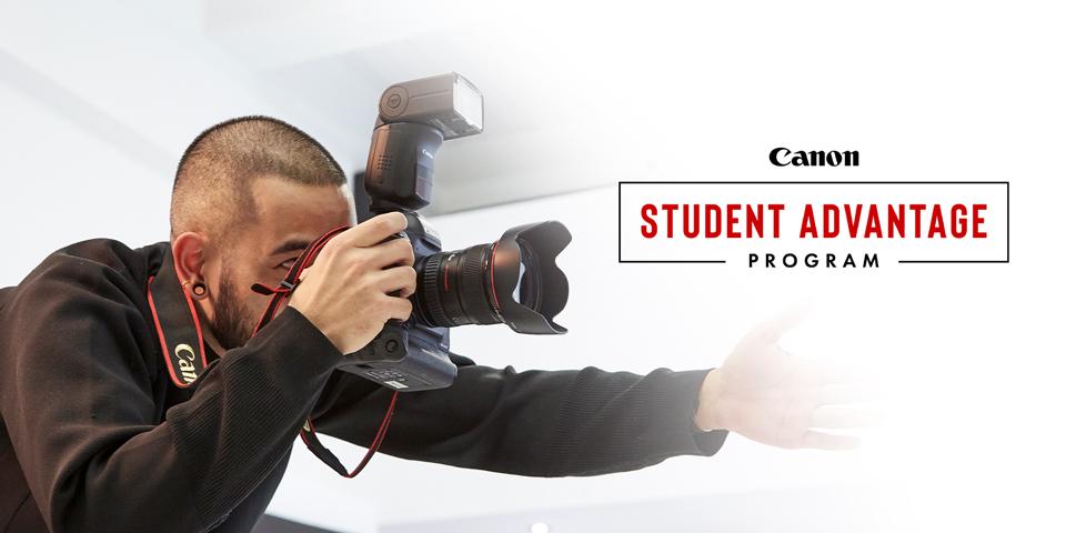 Canon Student Advantage Program