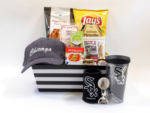 Chicago White Sox Deluxe Gift Basket