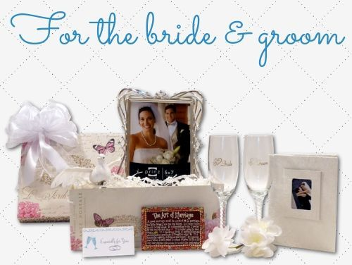 Wedding Gift Baskets