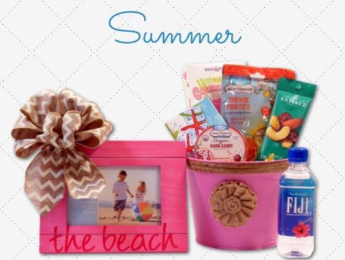 Summer Gift Baskets