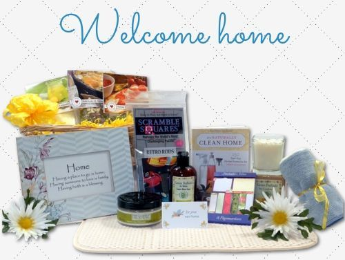 Housewarming Gift Baskets