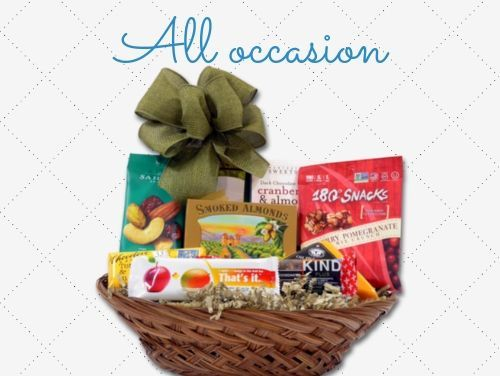 All Occasion Gourmet Gift Baskets