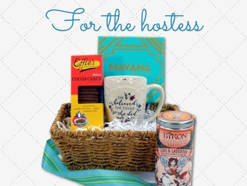 Hostess Gift Baskets
