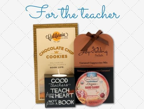 Teacher Gift Baskets