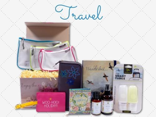 Travel Gift Baskets