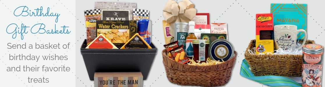 Unique Happy Birthday Gift Baskets Gifts