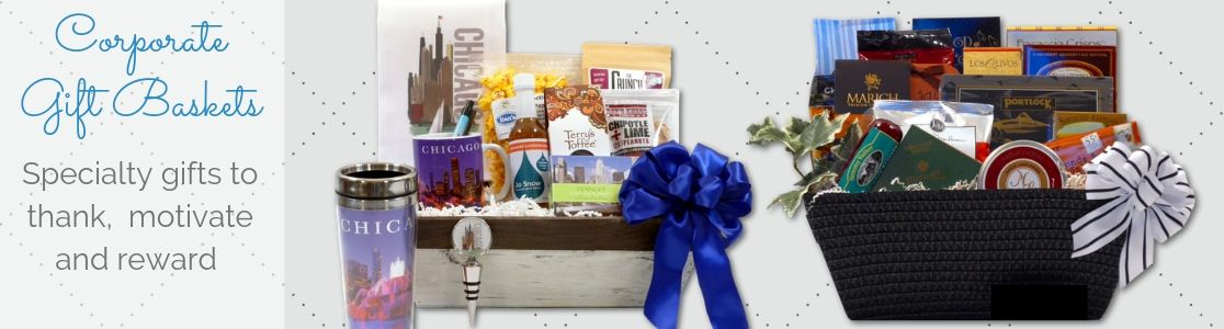 Unique Corporate Gifts and Gift Baskets for all Occasions
