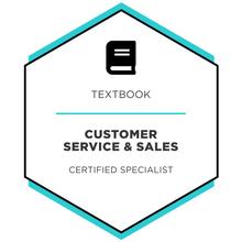 Customer Service & Sales - Textbook