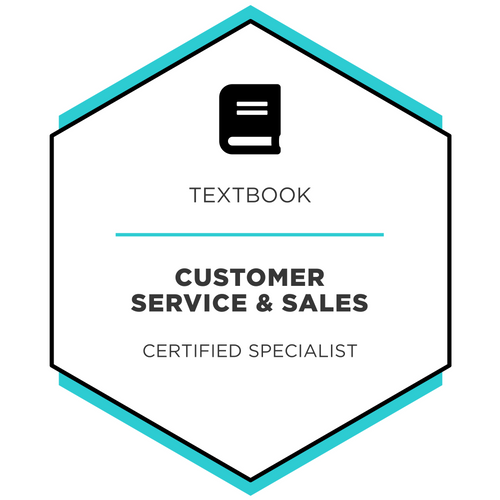 Customer Service & Sales - Textbook