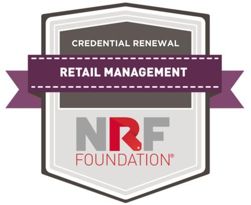 Retail Management - Credential Renewal