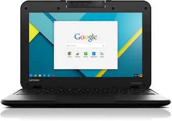 "Scratch-N-Dent Lenovo Chromebook N22 Notebook 11"" Display: 2.16 GHz Intel Celeron, 4GB RAM, 16GB SSD, Chrome OS"