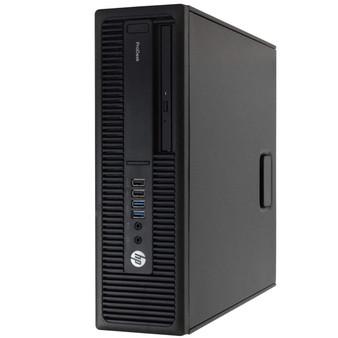 HP ProDesk 600 G2 Desktop Computer Side 2