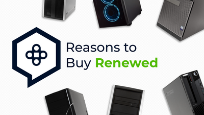 Top 5 Reasons to Buy a Refurbished PC that AREN'T Because it's Cheaper