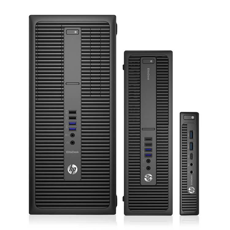 HP ELITEDESK & PRODESK OptiPlex Series