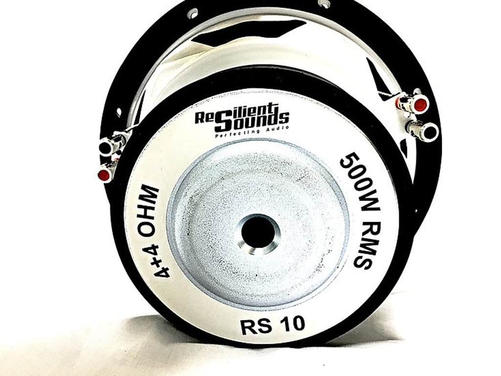 RS-10 500 RMS Entry Woofer