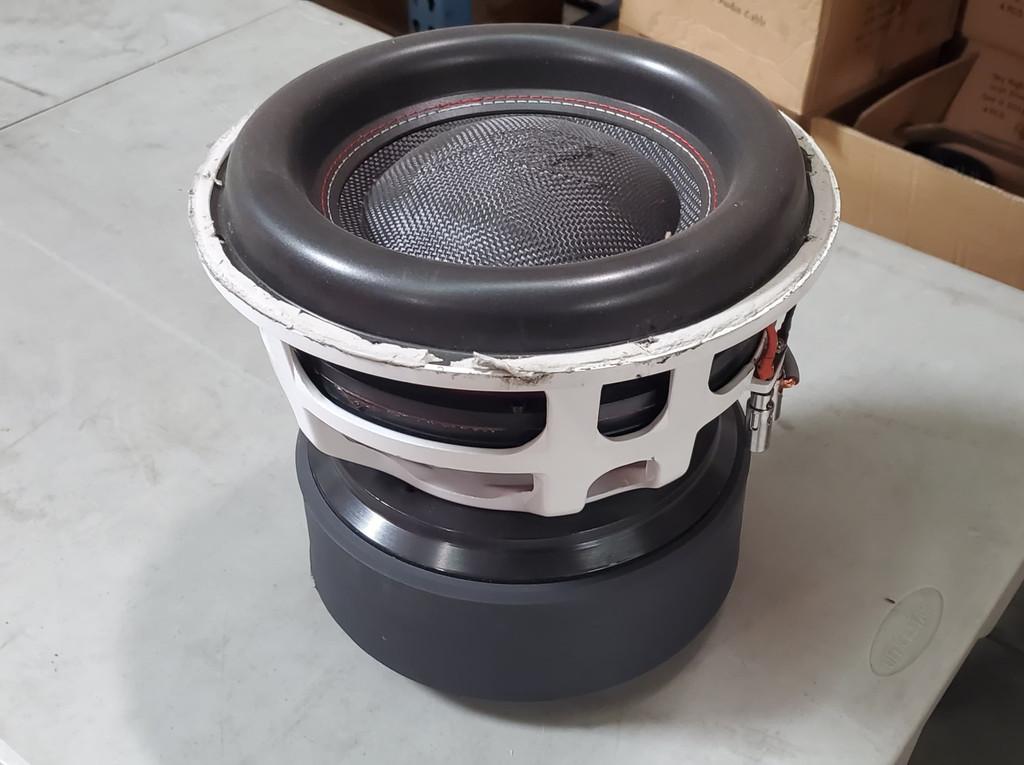"B-Stock - 12"" (XMv3) Rampage Subwoofer - Dual 1 ohm"