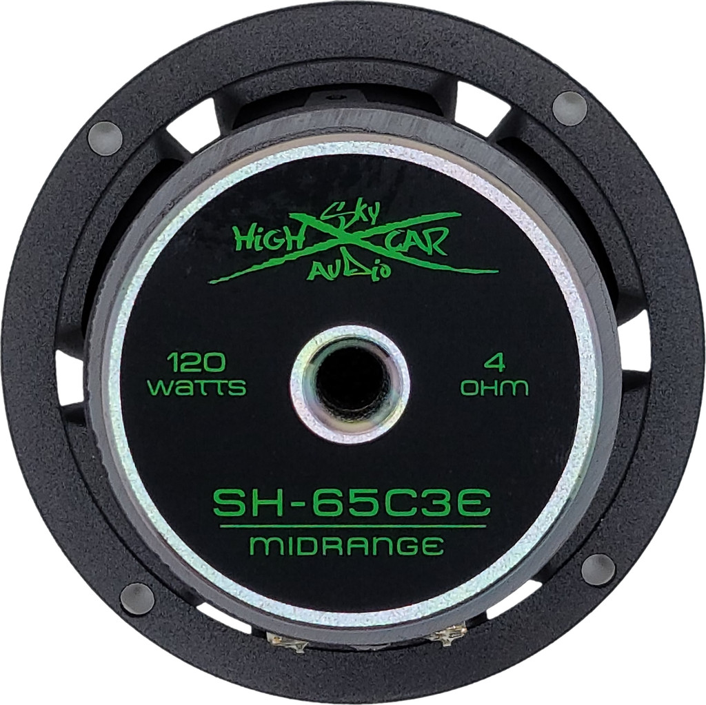 "SHCA 35 3.5"" Midrange Speaker 1"" VC 4 ohm (Pair)"