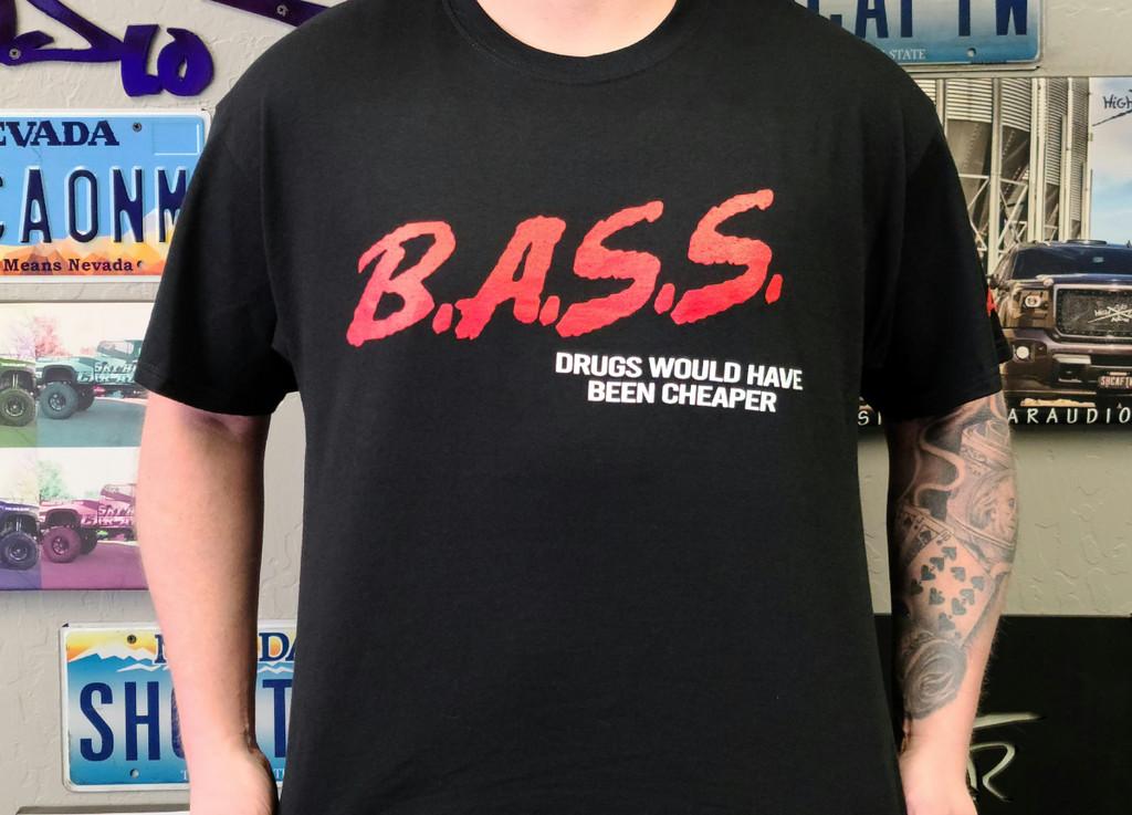 B.A.S.S. Sky High Car Audio Shirt