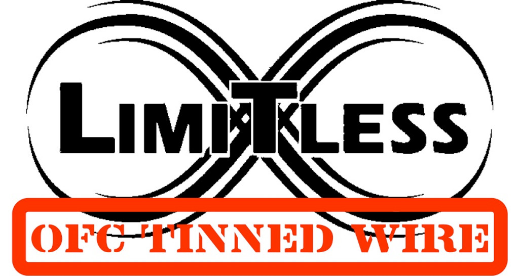 Limitless Lithium Tinned OFC 1/0 Gauge - By The Foot