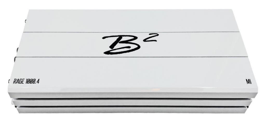 B2 AudioRage MI 1000.4