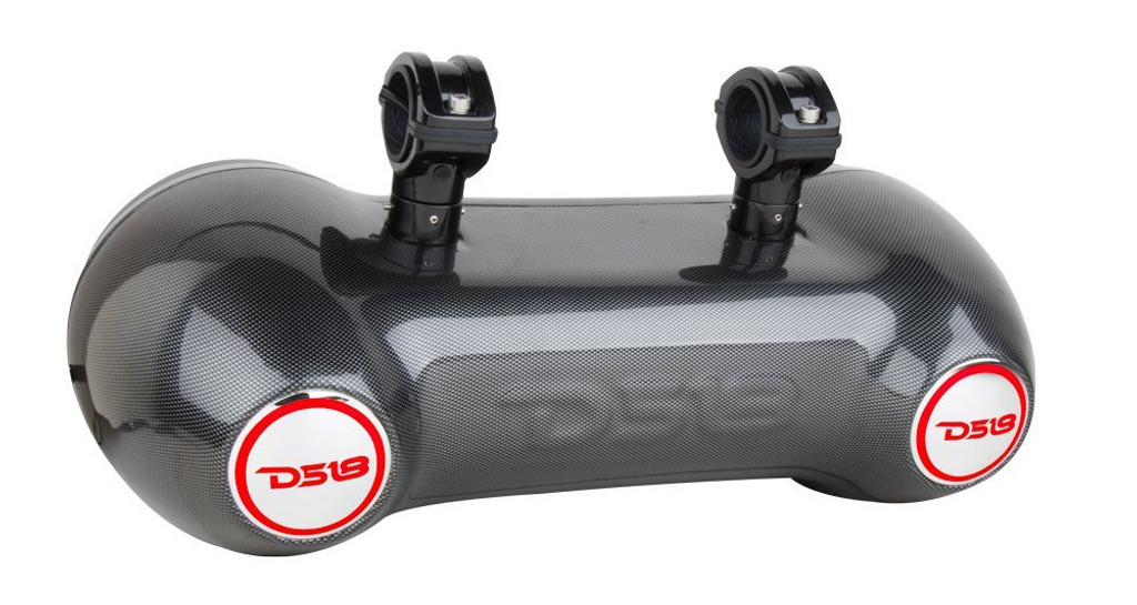 """DS18 CF-62TD MARINE, 6"""" 3-WAY DOUBLE TOWER SPEAKERS WITH COMPRESSION DRIVER SYSTEM 8"""" 900 WATTS"""