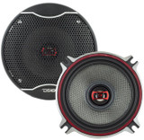 """EXL-SQ4.0 4"""" 3 OHM 2-WAY COAXIAL SPEAKER 340 WATTS WITH FIBER GLASS CONE"""