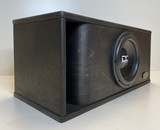 "1 X 12"" SUBWOOFER ENCLOSURE 2.25 CF"
