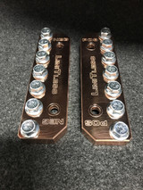Limitless Lithium Lug style Buss Bars 45AH COPPER