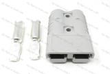 350a/600v Single Connector W/ Contacts 2/0GA