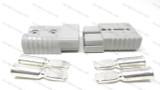 350a/600v Pair Connector W/ Contacts 1/0GA