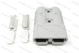 175a/600v Single Connector W/ Contacts 1/0GA