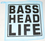 Bass Head Life - Float Towel