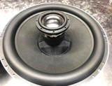 "24"" B2 Audio x2c (5"" coil) 24"" subwoofers"