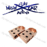 DC Audio 4 - 1/0 or 2/0 Copper Battery Terminals