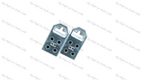 DC Audio 4-1/0 or 2/0 Aluminum Battery Terminals