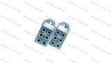DC Audio Aluminum 6 - 1/0 Battery Terminals